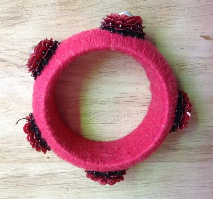 Wool Bangle Grande
